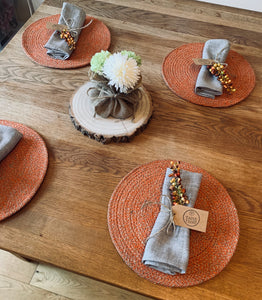 Jute Shoot Mini Tablescape