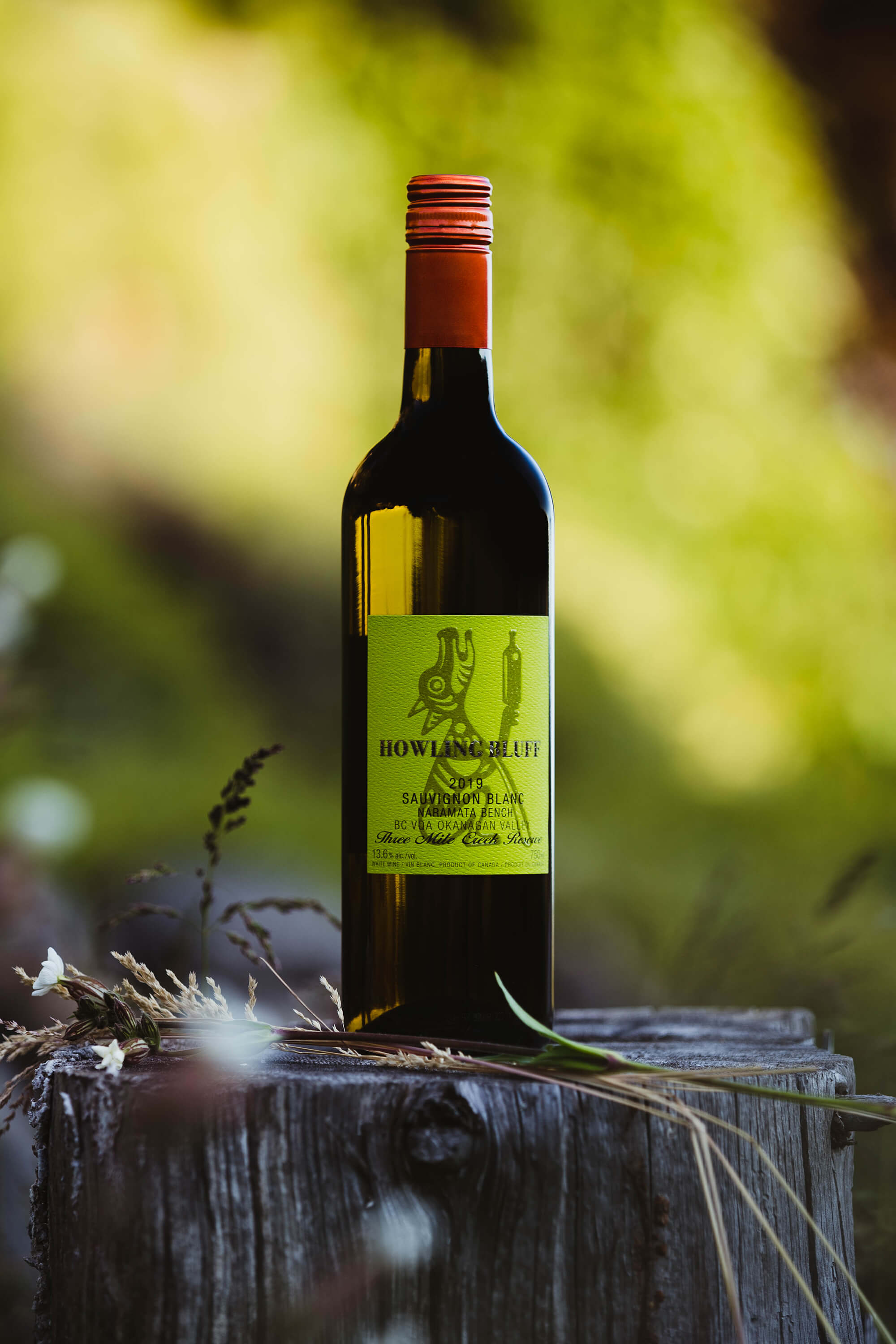 2019 Sauvignon Blanc Three Mile Creek Reserve