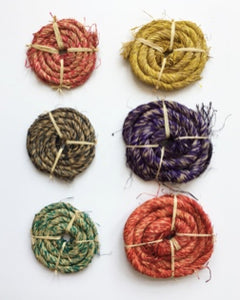 Ringtail raffia for weavers