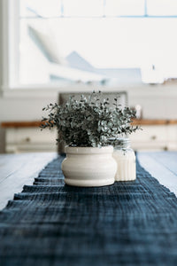 Raffia Table Runner