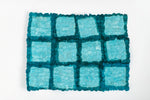 "Load image into Gallery viewer, Handmade Window Pane Panel Non-Woven Wild-Gathered Cocoon Silk Madagascar (15"" x 18"")"