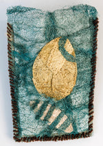 Load image into Gallery viewer, Lavender Filled Wild Cocoon Silk Sachets