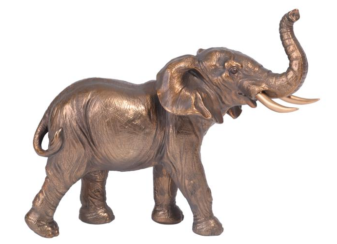 Bronze Elephant Large