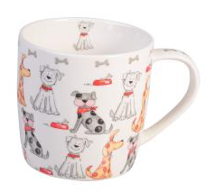 Faithful Friend Dog Mug