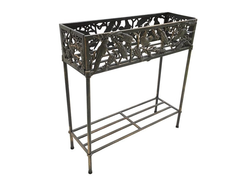 Rosella Cast Iron Flower Stand