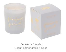 Sentiment Candle 160g