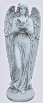 Tall Lady with Wings