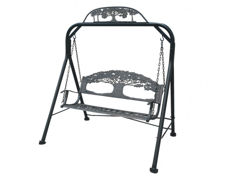 Tree Cast Iron Swing