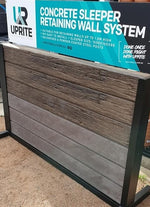 Uprite Retaining Wall System