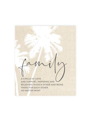 Tranquil Family Verse