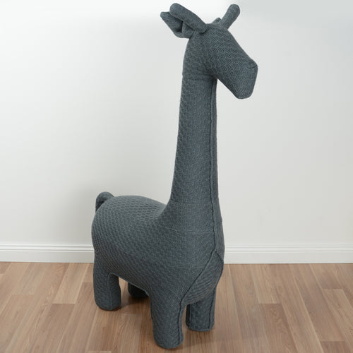 Gerry the Giraffe Large Chair Charcoal