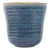 Pia Planter Pot 16.5 x 16cm Blue