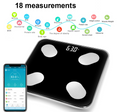SHS-10 Smart Bathroom Scales