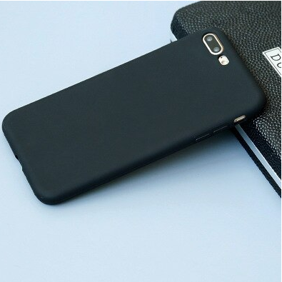 SSC-10 Phone Cover Black Soft TPU