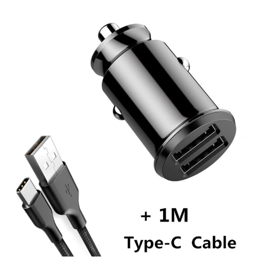 SSC-5 Car Charger with Cable