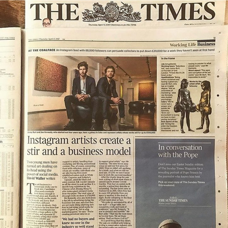 The Times: In the frame