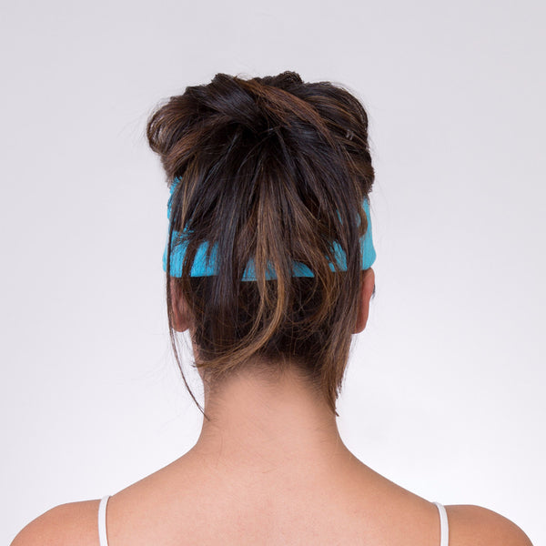 Spony Ponytail Ballcap - Easy Breezy (Teal) 2