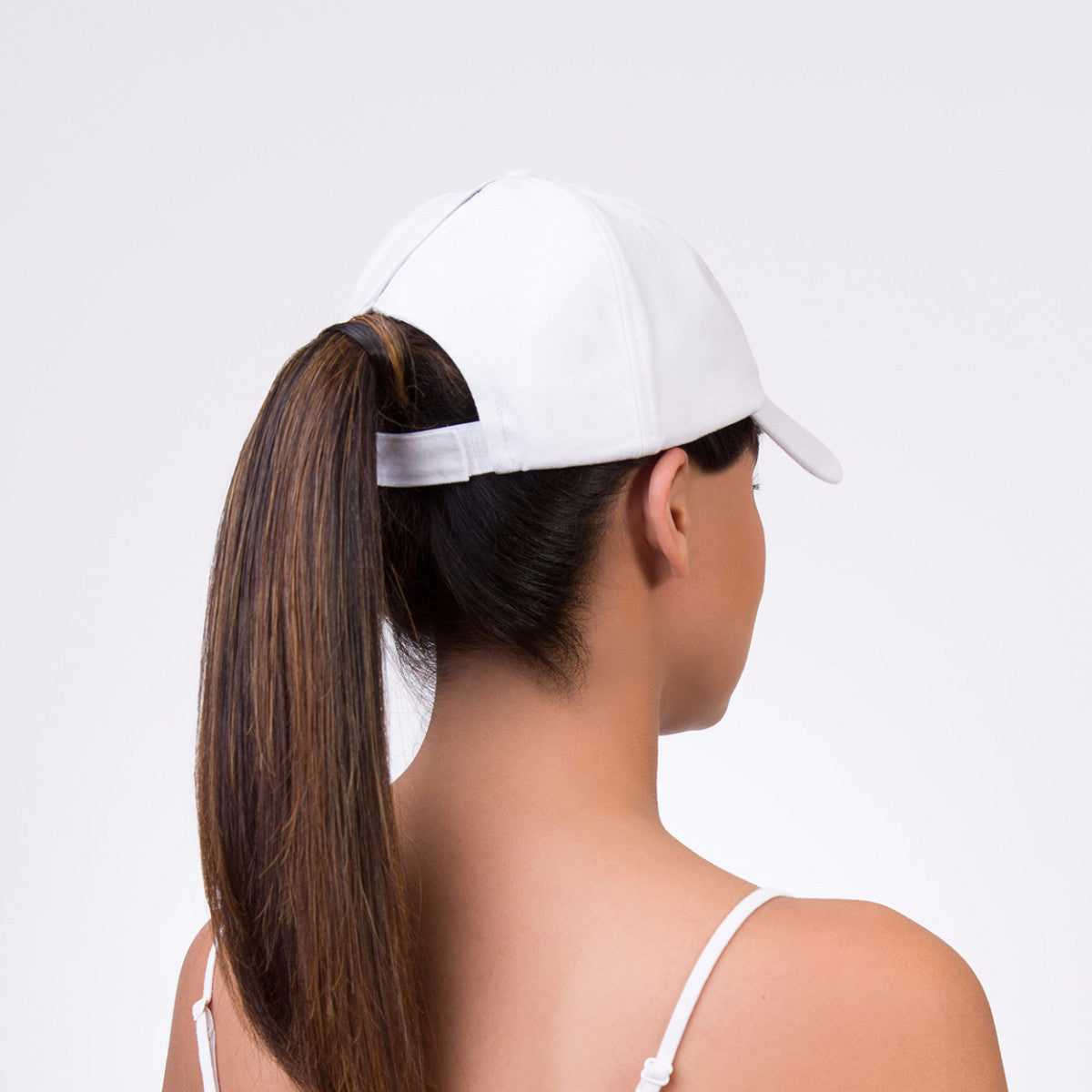 Spony Ponytail Baseball Cap - Wear it 2 Ways!! Daffodil Sprinkles b1e66250b13