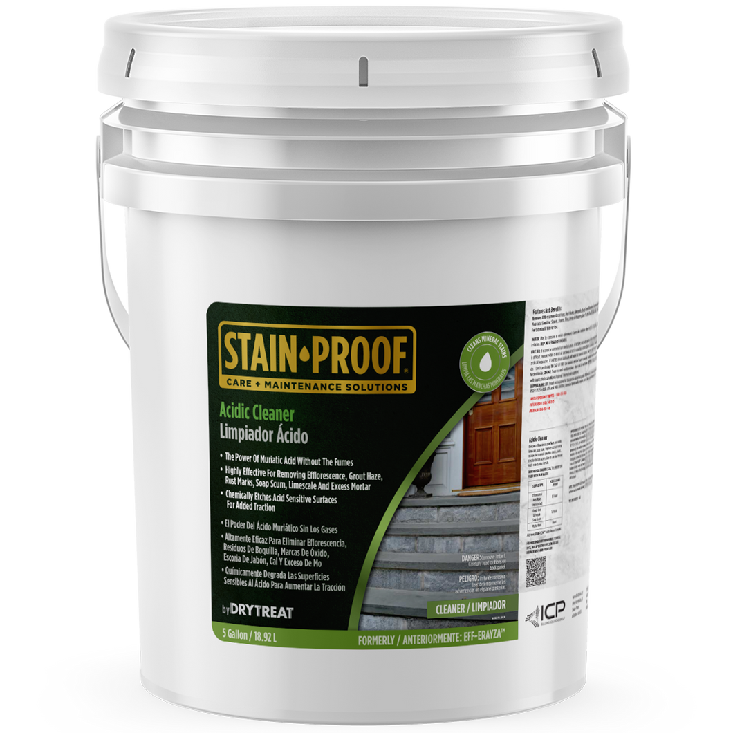 STAIN-PROOF Acidic Cleaner