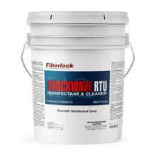 Load image into Gallery viewer, Shockwave RTU 5 Gallon:  Multipurpose Disinfectant & Cleaner