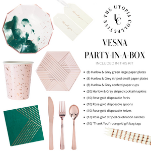 Vesna Party-In-A-Box