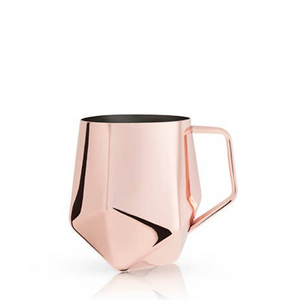 Faceted Moscow Mule