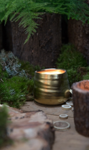 Load image into Gallery viewer, Pine Street Pot - Small Matte Gold