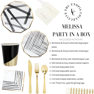 Melissa Party-In-A-Box