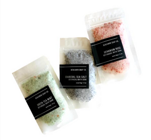 Botanical Bath Soak - Geranium Rose