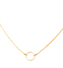 Load image into Gallery viewer, Karma Loop Necklace