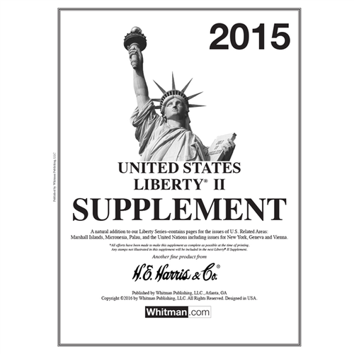 Liberty II 2015 Harris Supplements