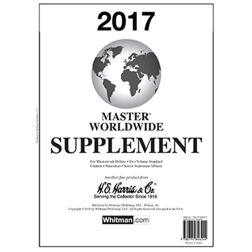 Master 2017 Harris Supplements
