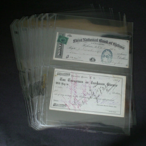 Heavy Duty 2P - Graded Currency Supersafe Archival