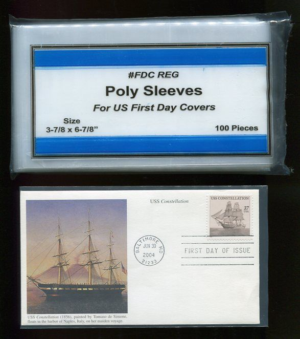 Heco #402 Poly Sleeves (100 Qty)