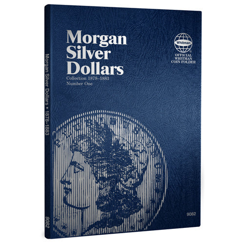 4673 Silver Dollars #1 Whitman Folder
