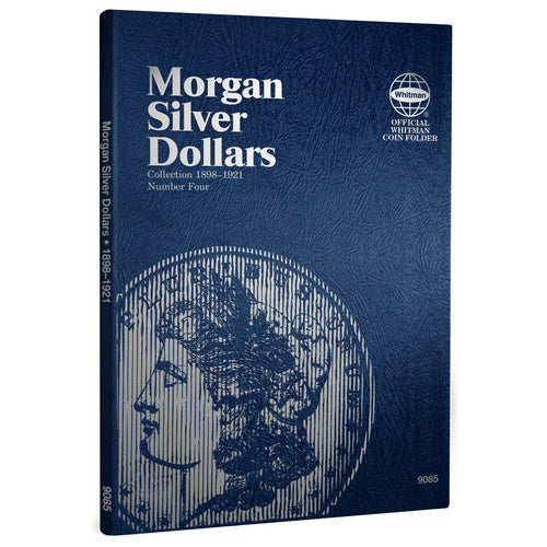 4676 Silver Dollars #4 Whitman Folder