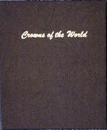 7010 Crowns of the World Dansco Album