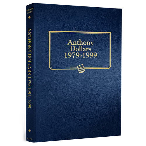 9149 - Anthony Dollars, 1979-1981 Whitman Album