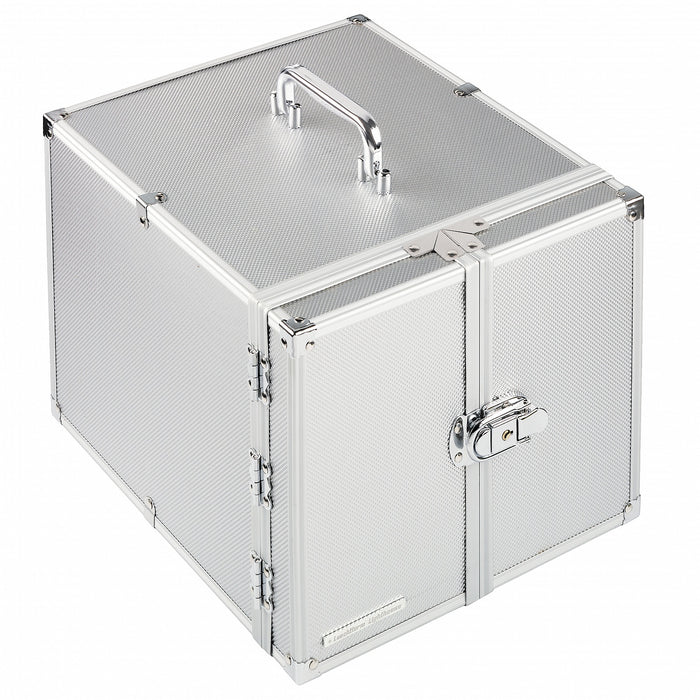 Lighthouse Aluminum Case for with 10 MB Coin Boxes for 2x2 or Quadrum Holders