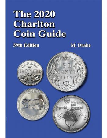 59th Edition Coin Guide Charlton Book