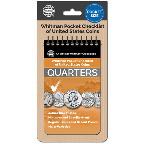 Series 3 - Quarters Whitman Checklist