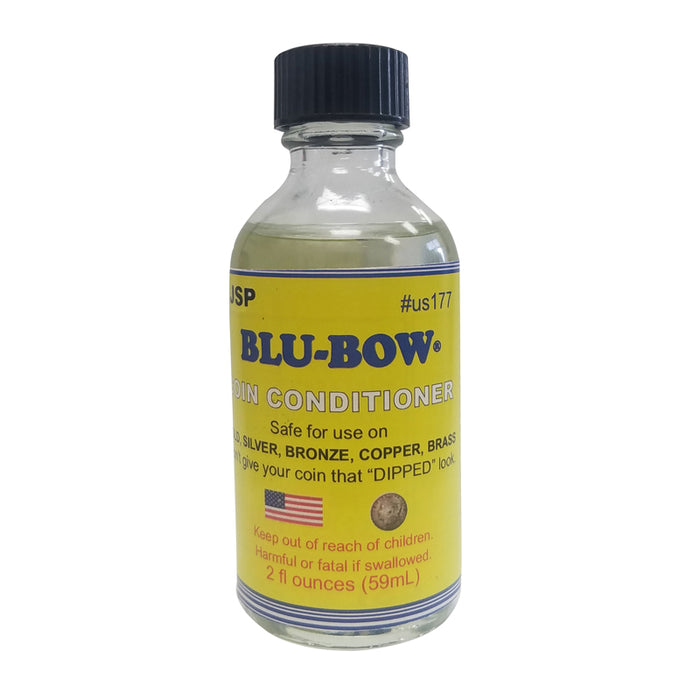 JSP Blu-Row Coin Conditioner
