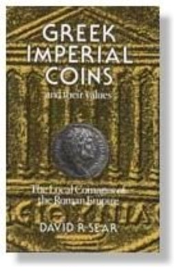 Greek Imperial Coins & Values Book