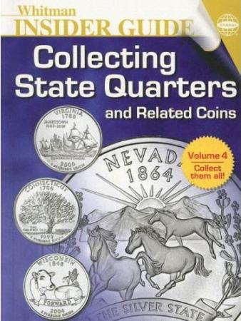 Collecting State Quarters & Related Coins Vol.4 Whitman Book