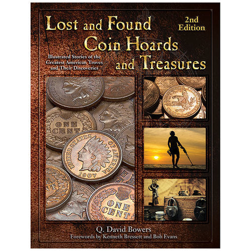 Lost & Found Coin Hoards & Treasures Whitman Book