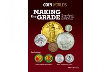 Making the Grade Coin World 3rd Ed. Photograde Book