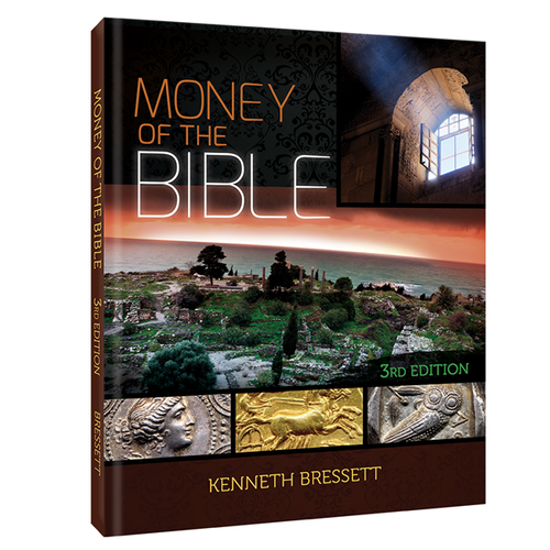 Money of the Bible, 3rd Edition Whitman Book