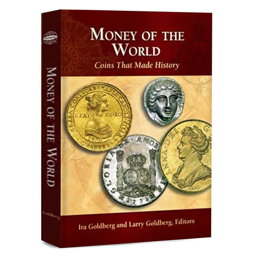 Money of the World: Coins That Made History Whitman Book