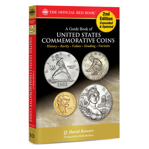 A Guide Book of U.S. Commemorative Coins, 2nd Edition Whitman Book
