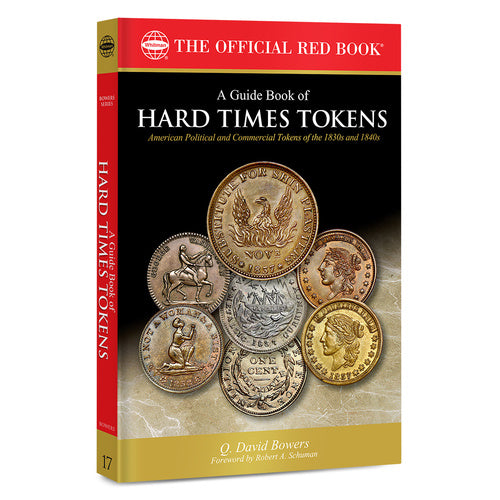 A Guide Book of Hard Times Tokens Whitman Book